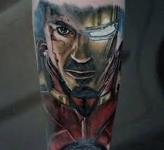60 Marvel Tetování Pro Muže Superhero Comic Design Nápady