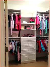 closet space saving ideas door