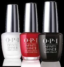 Infinite shine long wear nail polish base coat & top coat duo. 2
