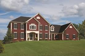 vinyl siding colors with red brick home 7667 red vinyl siding81