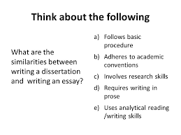 academic writing skills sara steinke ppt  9 think about the following