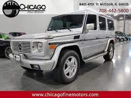 Used 2003 Mercedes-Benz G-Class for Sale in McCook, IL 60525 ...