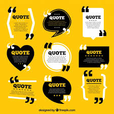 Collection Of Vintage Style Quote Template Vector Free Download