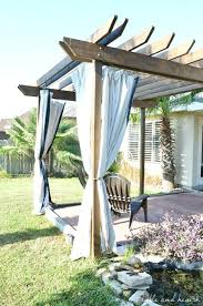 outdoor curtains for pergola uk nz outdoor curtains for pergola