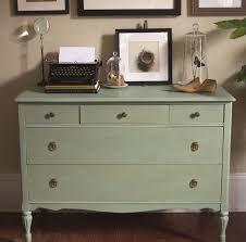 green painted furniture. Dresser Closeup Green Painted Furniture