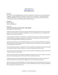 debra kirvin resume 2016 loan servicer resume