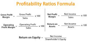 profitability ratios formula