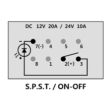 rocker switch wiring diagram solidfonts rocker switch wiring