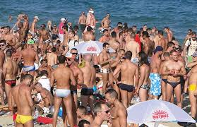 Gay nudist beaches in europe