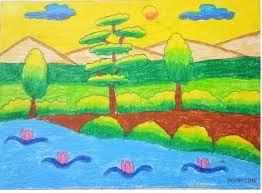 Nature Art Starts For Kids