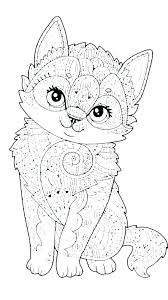 Cat Coloring Pages To Print Cat Pictures To Color Cat Coloring Pages