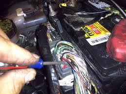 protect your pcm the wiring harness from corrosion mazdaspeed forums when i moved the harness around right at the pcm next to the battery the car would run normally i tracked it down to one wire dealer found another bad