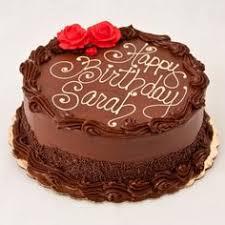 nutty milk chocolate cake gift to kerala just cakes cake cake board