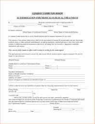 Medical Release Form For Grandparents Medical Consent Letter For Grandparents Template Collection Letter