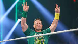 WWE make changes to John Cena return on ...