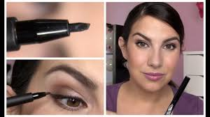 <b>Rimmel ScandalEyes Thick &</b> Thin Eyeliner Review - YouTube