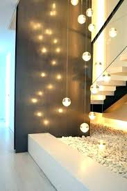 stair lighting. Stairwell Lighting Fixtures Stairway Indoor Stair Ideas For Modern And Contemporary .