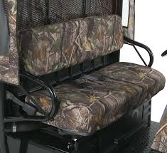 seat cover realtree xtra green