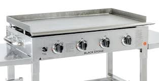 stainless steel griddle burners blackstone review cooking station