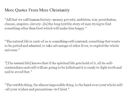Mere Christianity Quotes Adorable LaGrave Avenue The Real CS Lewis Ppt Download