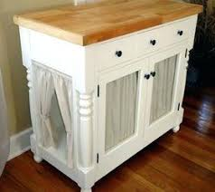 cat litter box covers furniture. Kitty Litter Cabinet Hides Ugly Box Kitchen Cabinets . Cat Covers Furniture