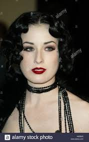 dita von teese to launch new makeup line with art deco cosmetics cosmeticake up dita von teese dita von and art deco