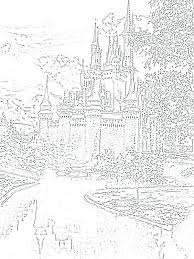 Disney World Coloring Pages Mobile 5 6 Tablet Desktop Original Size