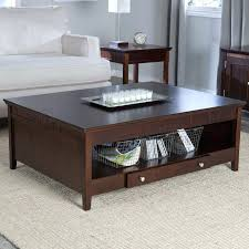 coffee table espresso avington side mainstays lift top color with storage drawers contemporary finish
