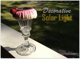 Diy Solar Light Diy Solar Light Diy Solar Lamp Make Your Own Eco Friendly Sun Jars