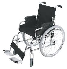 premium self propelled wheelchair