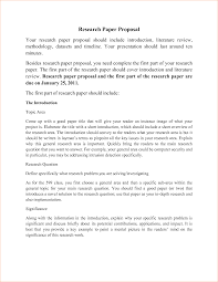 research paper proposal sample research paper proposal template how to write a proposal for a
