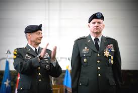 u s department of defense photo essay u s army gen walter skip sharp applauds the achievements of u s army gen