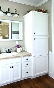 tall bathroom cabinet with doors cabinets best ideas on narrow wood floor sliding glass