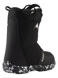 Burton Grom Bindings Size Chart Kids Burton Grom Boa Snowboard Boot