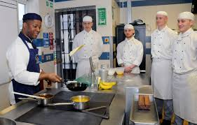 Navy Cook Navy Chefs Cook Up Flipping Fantastic Pancakes Royal Navy