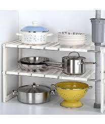 kawachi stainless steel sink shelf