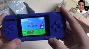 Review máy chơi game cầm tay RS 80 - YouTube