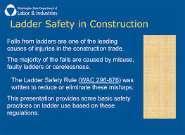 Ppt On Composite Materials Atlantic Trainings Ladder Safety Training Powerpoint