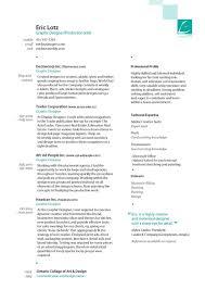 eric lotz graphic designerproduction artist - Production Artist Resume