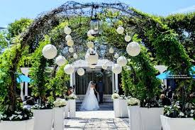 garden wedding decorations ideas wedding ideas simple wedding outside in themed reception venues decoration simple garden