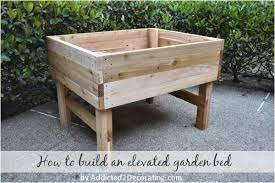 how to build a garden. How To Build A Raised Garden Box Luxury An Elevated