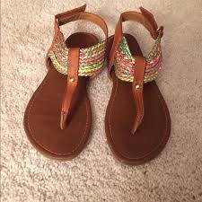 size 4 kds american eagle by payless shoes size 4 kids sandal american eagle