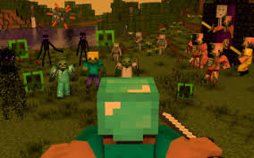 Low quality minecraft background / this low quality minecraft bible album on imgur : 581 Minecraft Hd Wallpapers Background Images Wallpaper Abyss