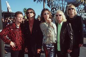 Aerosmith Earned First Hot 100 No 1 I Dont Want To Miss A