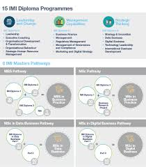 diploma in strategy innovation how does it work