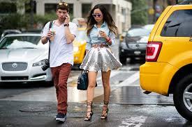 New York Fashion Week: Wesley Mason and I | Song of Style