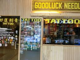 Goodluck Neddle Tattoo Shop Centre Point Sabah