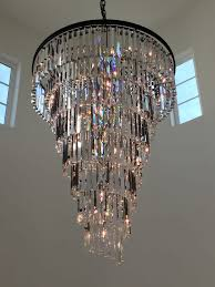 image result for restoration hardware helix chandelier