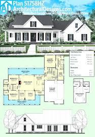 plan three bed farmhouse with optional bonus room 3 bedroom home floor 2 bath house plans