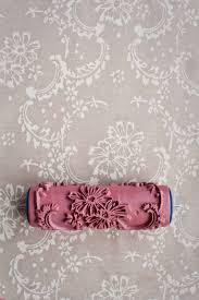 No 12 Patterned Paint Roller From The Painted House Etsy House
